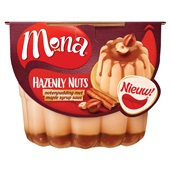 Mona pudding pecan hazelnoot