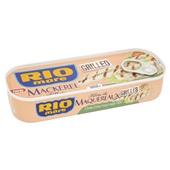 Rio Mare gegrilde makreel in olijfolie