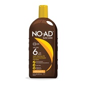 No-Ad zonnebrand dark tanning oil factor 6