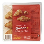Gwoon mini croissants