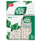 Tic Tac mint duo pack mint