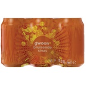 Gwoon sinas blik 6x33 cl
