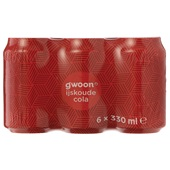 Gwoon cola regular 6x33cl