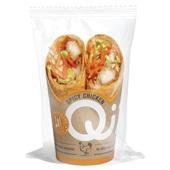 Qizini wrap spicey chicken