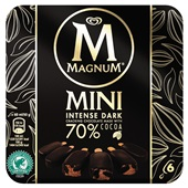 Ola magnum intens dark mini 6 stuks
