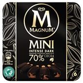 Ola magnum intens dark mini 6 stuks