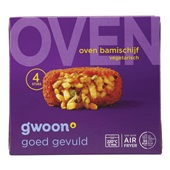 Gwoon oven bamischijf