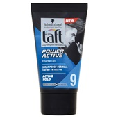 Taft power active power gel active hold