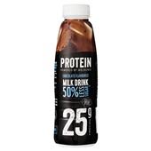 Melkunie protein melk drank chocolade
