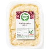 Spar salade garnalen surimi
