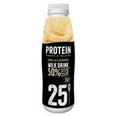 Melkunie protein melk drank vanille