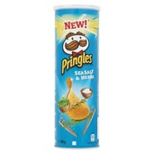 Pringles chips sea salt & herbs