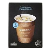 Gwoon champignonsoep 1-kops
