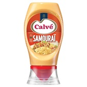 Calvé samourai saus