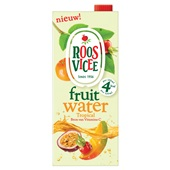 Roosvicee fruitwater tropical
