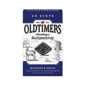 Oldtimers drop hindelooper ruitjes