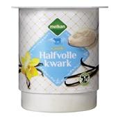 Melkan halfvolle kwark vanille