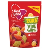 Red Band zure winegum mix