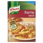 Knorr mix voor saus kerrie