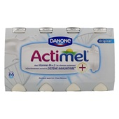 Actimel Drinkyoghurt Naturel 8X100 Gram