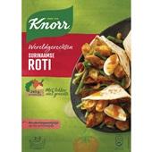 Knorr wereldgerecht Surinaamse roti