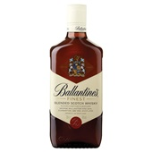 Ballantine's finest blended Scotsch whisky voorkant