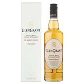 Glen Grant single malt Schotch whisky