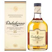 Dalwhinnie Scotch whiksy 15 years