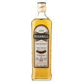 Bushmills Irish whisky voorkant