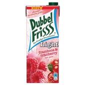 DubbelFrisss light framboos cranberry