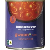 Gwoon tomatensoep
