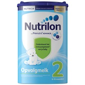 Nutrilon flesvoeding opvolgmelk nr. 2