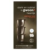 Gwoon capsules espresso nero