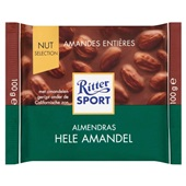 Ritter Sport chocolade hele amandel