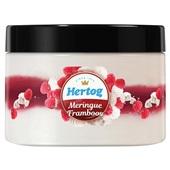 Hertog ijs meringue framboos