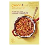 Gwoon mix voor macaroni/spaghetti