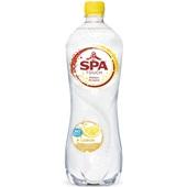 Spa Bruisend & Citroen Mineraalwater Fles 1 Liter