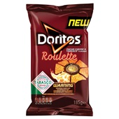 Doritos roulette nacho cheese - tabasco