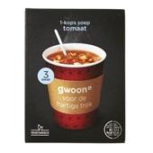 Gwoon 1-kops soep tomaat