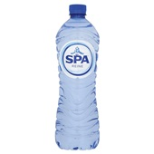 Spa Reine Mineraalwater Fles 1 Liter