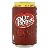 Dr Pepper Cola Blik 33 Cl