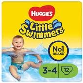 Huggies zwemluiers maat 3-4