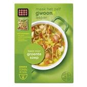 Gwoon groentesoep mix