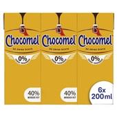 Chocomel mini 0% suiker