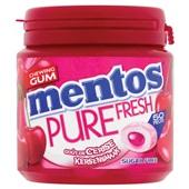 Mentos pure fresh kauwgom cherry