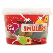 Red Band snoep smullers