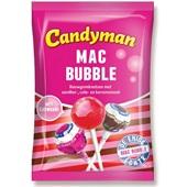 Candyman lollies mac bubble
