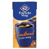 Friesche Vlag Koffiemelk Goudband