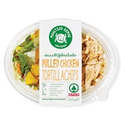 Spar maaltijdsalade pulled chicken