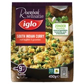 Iglo roerbak sensatie indian curry